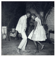 Nuit de Noël (Happy-Club), Malick Sidibé