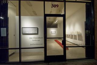 landscape, Joe Davidson