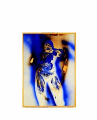 Untitled Anthropometry (ANT 8), Yves Klein
