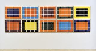 Untitled (S. 261-270), Donald Judd