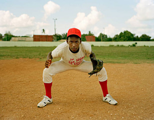 Juan Manuel Aquino  from the series Beisbol , Simon Willms