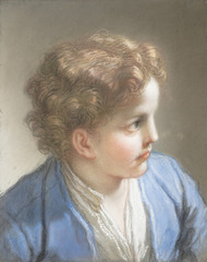 Study of a Boy in a Blue Jacket, Benedetto Luti