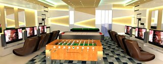 , chelsea game room