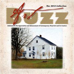 Art Buzz, The 2013 Collection cover, Art Buzz