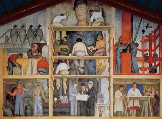 The Making of Fresco, Diego Rivera