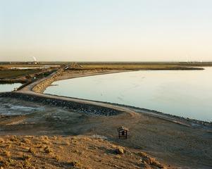 Calenergy Geothermal Generating Plants/Sonny Bono Salton Sea National Wildlife Refuge, Calipatria, CA, Alex Slade