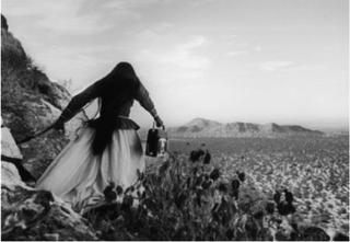 Mujer Angel, Desierto de Sonora, México (Angel Woman, Sonora Desert, Mexico), Graciela Iturbide