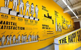 The Happy Show , Stefan Sagmeister