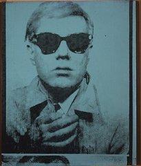 Self-Portrait, Andy Warhol