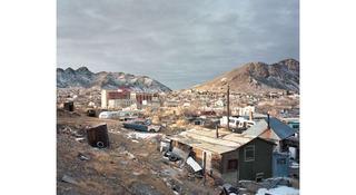 Tonopah, Nevada, Bryan Schutmaat
