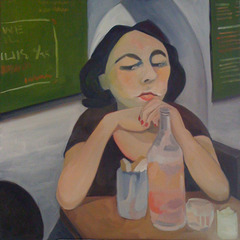 At the Cafe, Donna Lomangino
