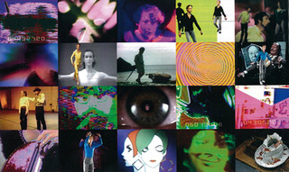 Still images of various videos , Nam June Paik