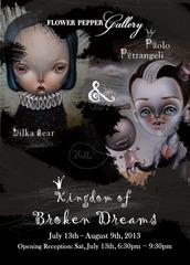 Kingdom of Broken Dreams, Dilka Bear, Paolo Petrangeli