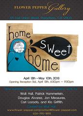 Home Sweet Home, Walt Hall, Douglas Alvarez, Kio Griffith, Carl Lozada, Jon Measures, PATRICK HAMMERLEIN