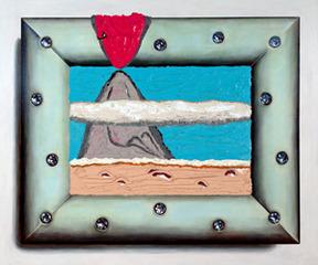 my mountain touches her mountain, Annelie McKenzie