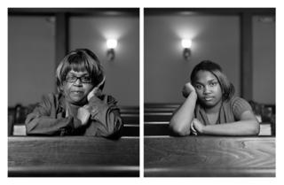Janice Kemp and Triniti Williams, Dawoud Bey
