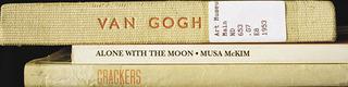\'Van Gogh\' from \'The Akron Stacks\', Nina Katchadourian