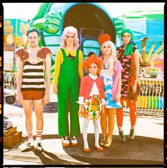 Carnival Kids Series #3, Corey Grayhorse
