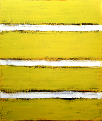Yellow and White, Bernard Dunaux