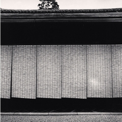 Six Blinds, Daisen-in Temple, Kyoto, Japan  , Michael Kenna