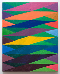 Untitled (triangles and quadrilaterals), Todd Chilton