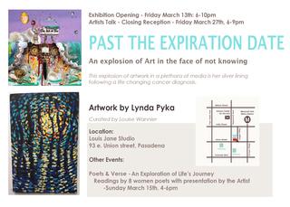 Past The Expiration Date, Lynda Pyka