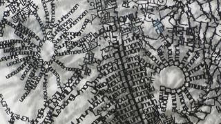 Untitled (Lemon), detail, Yael Kanarek