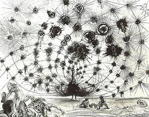 Argus, Salvador Dalí