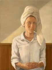 Towel , Beth Parker