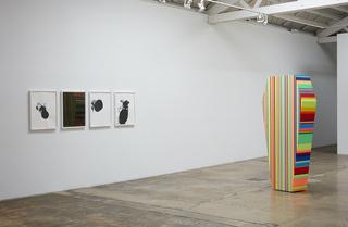 Installation view, Jamison Carter