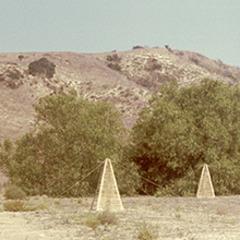 Nomadic Sculptures, Marsia Alexander-Clarke