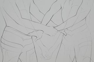 Absent Arrival (detail) , Ala Ebtekar