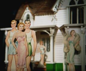 Dolls at Night, Aline Smithson