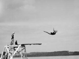 On the Shores of Lake Michigan, Jennifer Greenburg