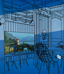 After Lunch , Patrick Caulfield