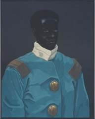 Believed to be a portrait of David Walker (Circa 1830), Kerry James Marshall