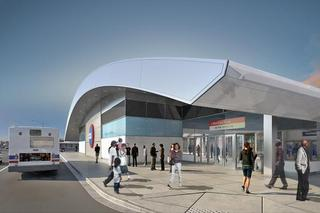Proposed Red Line Station , Theaster Gates