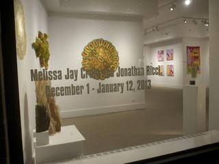 Melissa Jay Craig and Jonathan Ricci,
