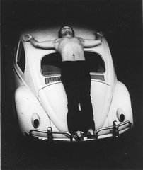 Trans-fixed, Chris Burden