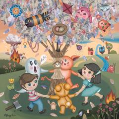 The Celebration of the Money Tree, Tiffany Liu
