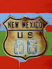 Us 66: New Mexico, James Lahey