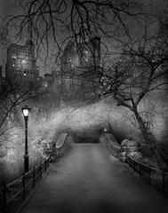 Gapstow Bridge, Deep in a Dream - Central Park series, Michael Massaia