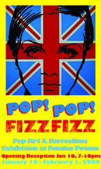 Pop! Pop! Fizz Fizz: Pop Art and Surrealism,