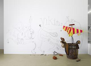 Viking Age, Installation view, Shintaro Miyake