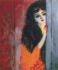 The Gypsy (The Curious Girl), Kees van Dongen