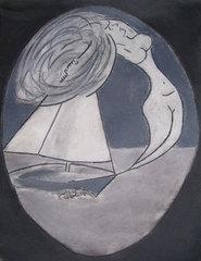 A Gonfi Vele, Marilyn Mitchell