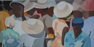 Women in Hats, Pierre Nigel