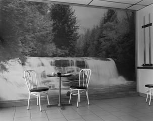 Café Avellino, Paterson, NJ, George Tice
