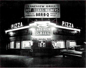 Lakeview Grill, George Tice