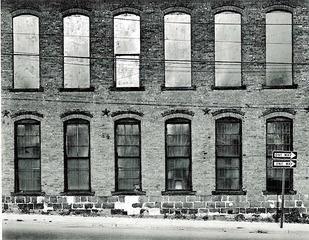 Factory Windows, George Tice